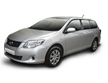 Private Estate Car - Mauritius Transfers
