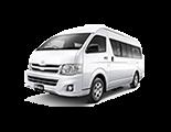 Private 14 Seat Minibus
