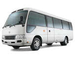 Private 20 Seat Bus - Mauritius Transfers