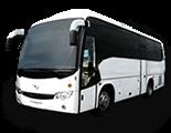 Private 33 Seat Coach - Mauritius Transfers
